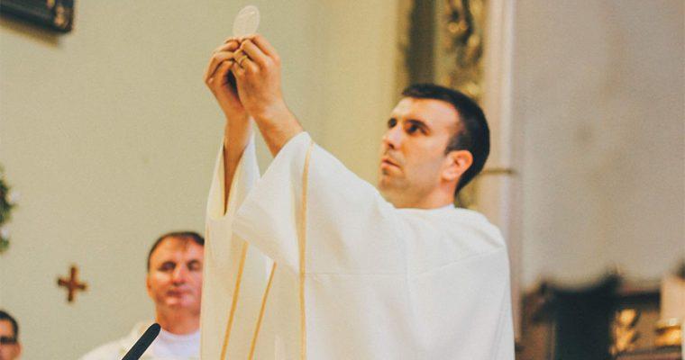 Primičná sv. omša Jozefa Gorčáka
