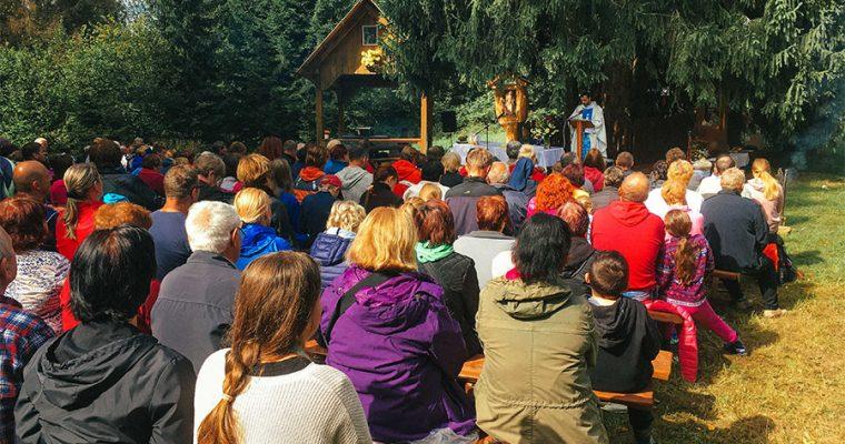 Svätá omša na Jarovisku