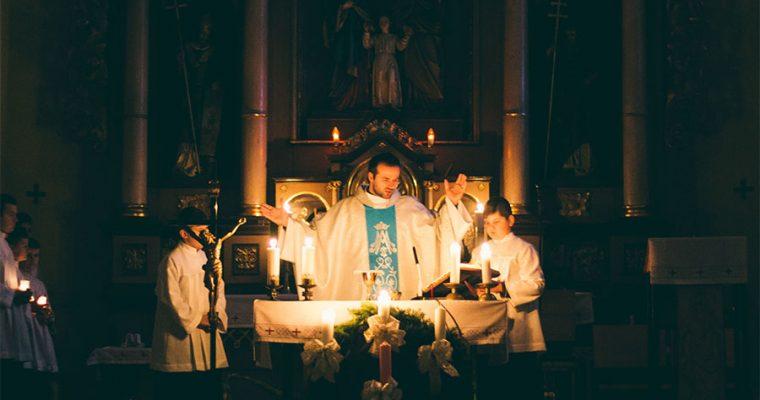 Rorátne sväté omše