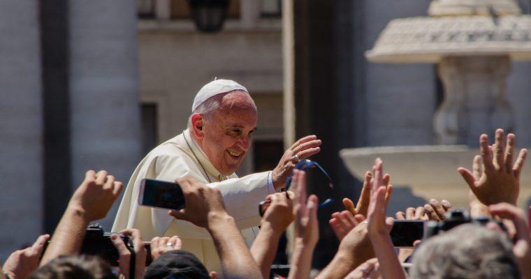 Týchto pár vecí si pri návšteve pápeža nezabudnite